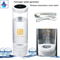 Wasserstoff generator wasser Sauerstoff H2 Trennung tasse Elektrolyse Wasserstoff wasser Zu Verschieben aging entgiften und nährende