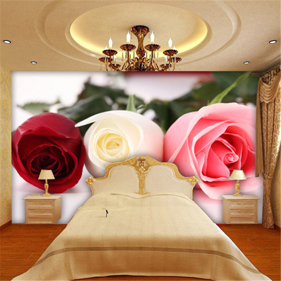 Online Buy Wholesale Rose Wallpaper From China Rose Wallpaper
