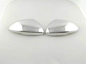 Image 2 - ABAIWAI For Chevrolet Chevy Cruze 2017 ABS Chromed Side Door Rearview Mirror Cover Trims Car Accessories 2Pcs
