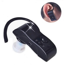 Fashion Ear-hook Hearing Aid Sound Amplifier Adjustable Volume Rechargeable