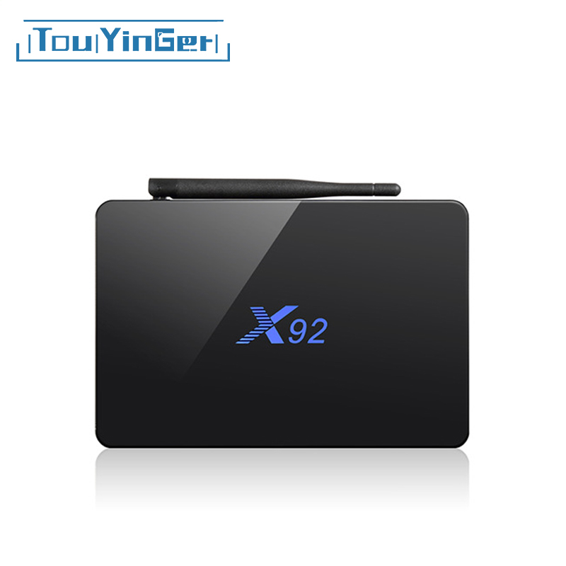 Touyinger Bluetooth Top-Box Media-Player Wifi-Set Android Octa-Core 4K X92 Usb-2.0 5G
