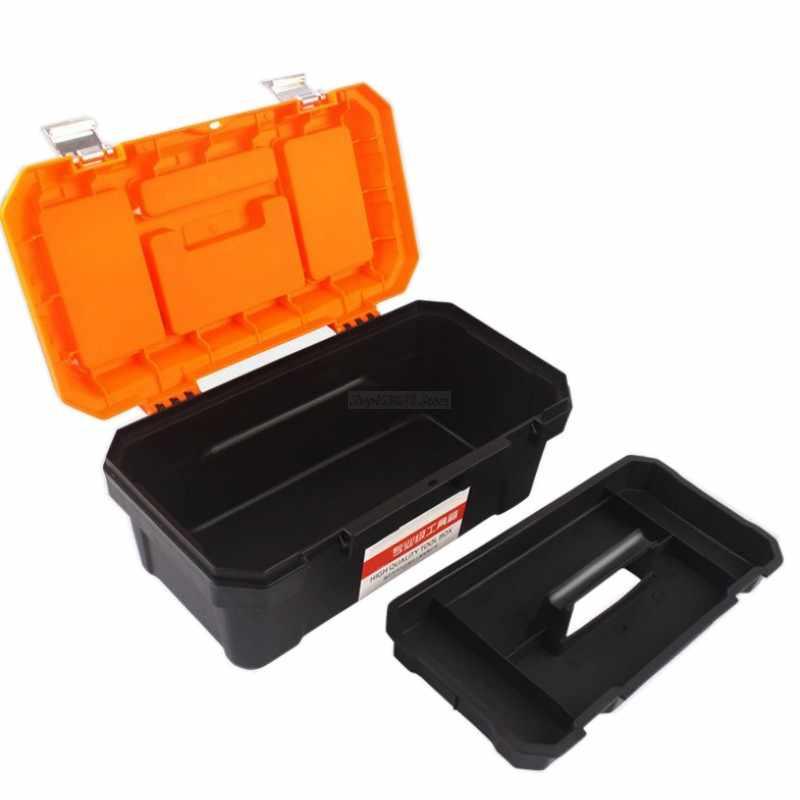 Ящик для инструментов портативный большой ящик для инструментов компоненты Дровосек электрик коробка Высокое качество дома аппаратные средства запчасти чехол