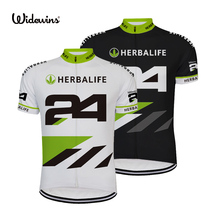 NEW summer herbalife TEAM Retro classic cycling jersey Short sleeve Breathable clothing ROAD wear Quick Dry 8009