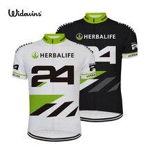 NEW summer herbalife TEAM Retro classic Велоспорт Джерси с коротким рукавом дышащая одежда для велоспорта дорожная одежда быстросохнущая 8009