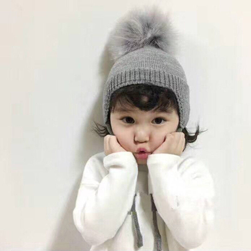 2017 pudcoco Newest Arrivals Hot Infant Newborn Toddler Baby Girl Boy Unisex Casual Kid Warm Beanie Winter Adorable Soft Hat Cap
