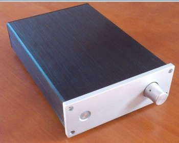 aluminum amplifier chassis/Amplifier case, electronic instrument chassis, aluminum box