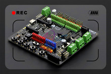 DFRobot Romeo V2 All-in-one Controller ATmega32U4 integrated motor driver /Xbee socket /sensor expansion Compatible with arduino
