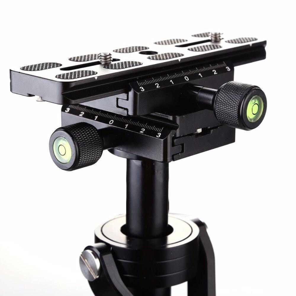 Steadicam s60 handheld camera stabilizer video steady cam DSLR steadycam estabilizador de cameras minicam Compact Camcorder DV