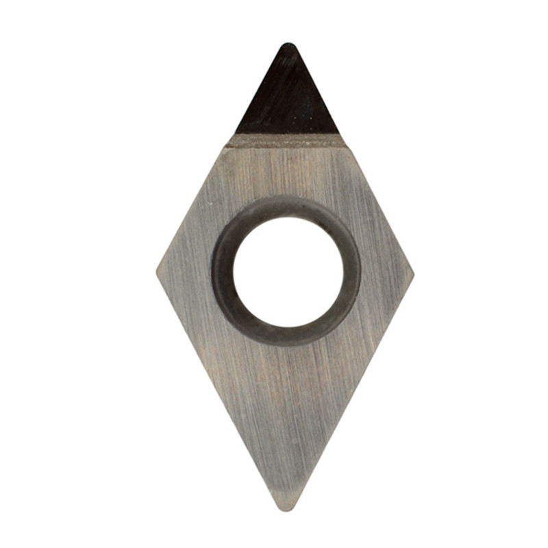 Diamond PCD <font><b>vcmt</b></font> <font><b>160404</b></font> vcmt110304 VCGT160404 vcgt 160408 indexable cnc insert lathe turning tools image