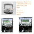 Fáscia Rádio do carro para FORD Ranger 2006-2010 Everest 2006-2013 MAZDA BT-50 2006 +