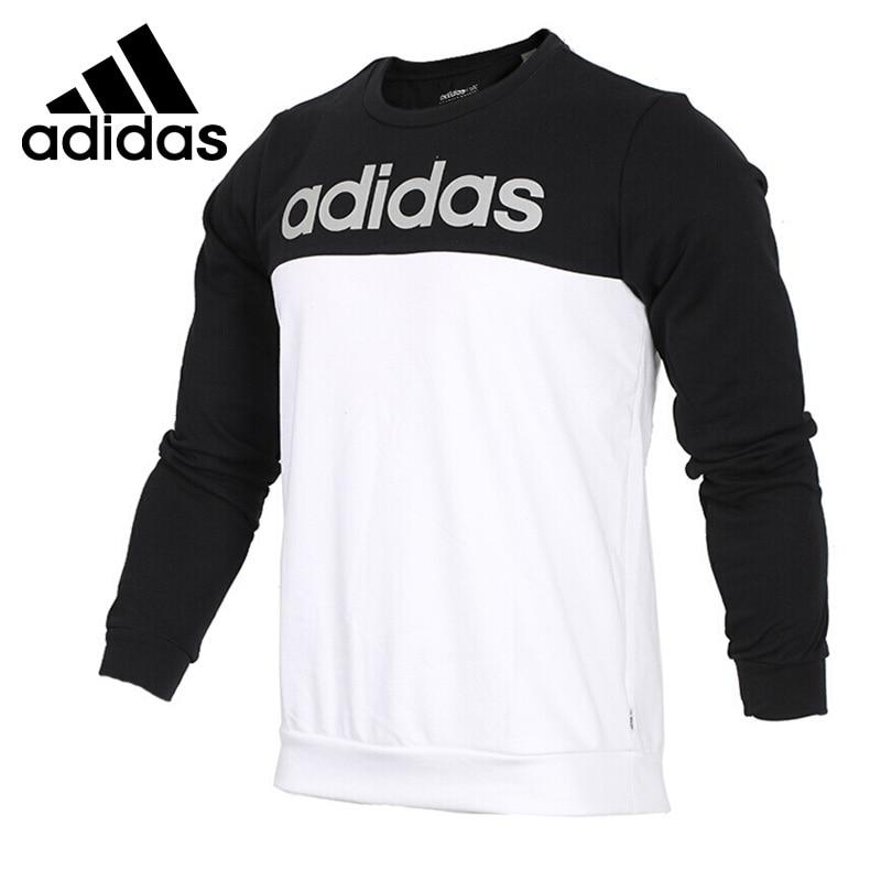 Original New Arrival 2018 Adidas NEO Label M CE SS Men's Pullover Jerseys Sportswear original new arrival 2018 adidas neo label m ce ss men s pullover jerseys sportswear