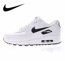 size 40 4c67b 7a5a6 Original auténtico NIKE AIR MAX 90 zapatos esenciales para correr para mujer  Zapatillas deportivas al aire