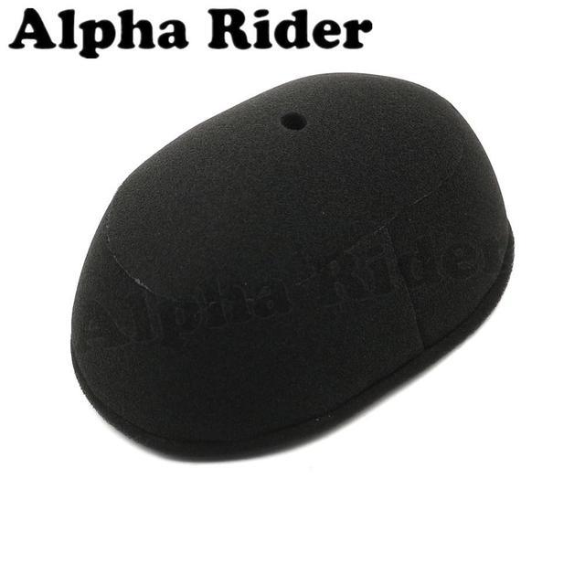 Alpha piloto da motocicleta esponja do filtro de ar mais limpo para yamaha ttr250 wr250r wr250x