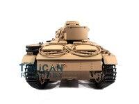 100% Kim Loại Mato 1/16 Panzer III RC KIT Mô Hình Xe Tăng BB Chụp Pellet Vàng 1223
