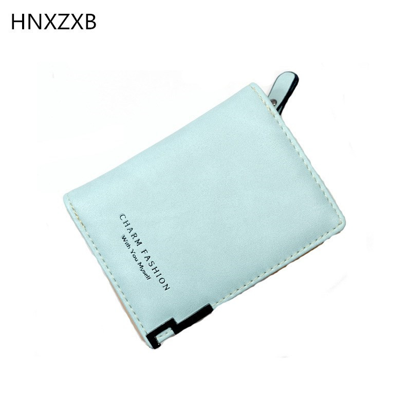 HNXZXB Women short wallet small tassel purse female zipper coin bag mini women coin purse brand designed lady key wallet