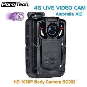 Камера видеонаблюдения BC002, беспроводная камера 3G, 4G, GPS, Wi-Fi, 1080P, 4G, с ночным видением