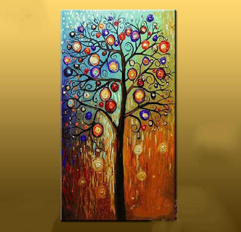ᐂhand painted abstract oil painting large canvas art modern