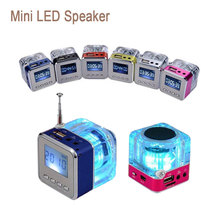 Portable Mini FM Radio Speaker Update TD-V26 USB Super Bass Stereo Speaker Support SD/TF Card MP3 Music Player LCD Display mini portable fm radio stereo speaker mp3 music player double loudspeaker with tf card usb disk input gift for parents