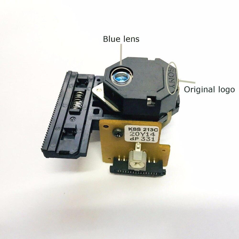 Original New KSS-213 KSS213C KSS-213C Blue Lens KSS-213 White Lens For CD VCD Laser Lens