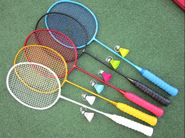 2015 4u 82g lindan signature badminton racquet national team traning