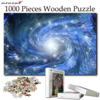MOMEMO 1000 Pieces Jigsaw Puzzles for Adults Wooden Puzzle Toys Creativity Educational Toys for Kids Children Puzzle Games