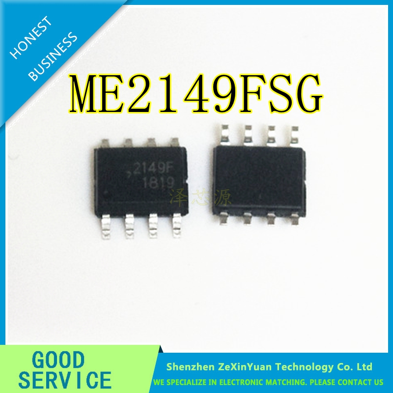10PCS/LOT ME2149FSG ME2149F SOP8 2149F Mobile Power Supply Boost Chip