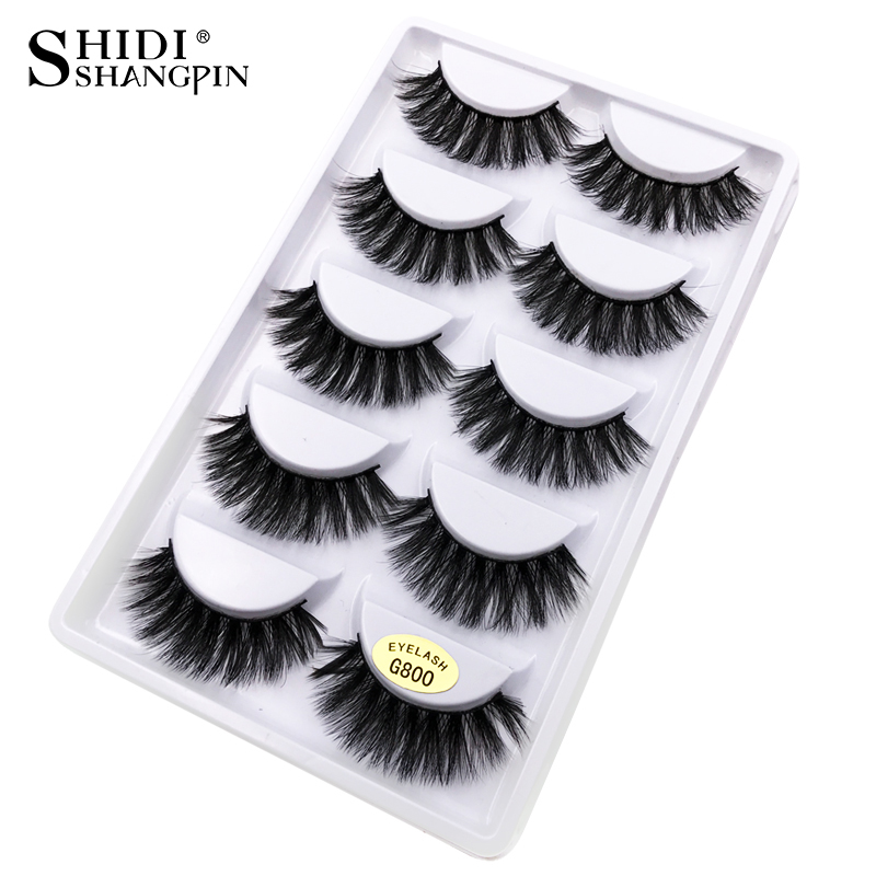 50box Wholesale with DHL Free shipping False Eyelashes supplier customized 3d Mink Eyelashes Maquiagem Cilios Natural 21pcs set stylish density lengthening soft handmade fabulously false eyelashes drop shipping wholesale