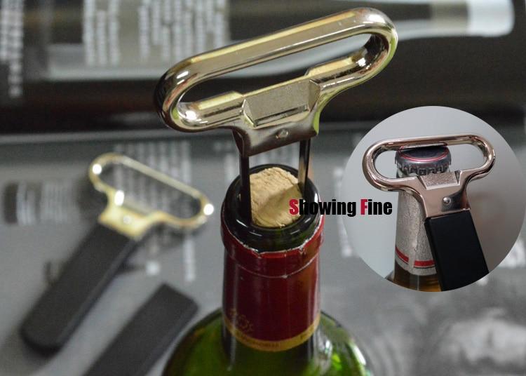 Christmas Vintage Cork Puller Ah So Wine Opener Corkscrew Wine Bottle Opener Ebay