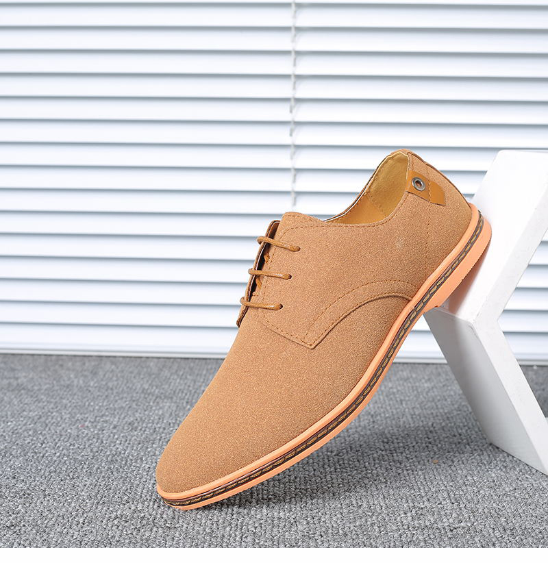 HTB1RScHX81D3KVjSZFyq6zuFpXad VESONAL Brand 2019 Spring Suede Leather Men Shoes Oxford Casual Classic Sneakers For Male Comfortable Footwear Big Size 38-46