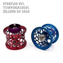 Steez \ SS SV \ T3 \ RYOGA1016/ZILLION SV 1016 خط كامل من بكرة صغيرة الحجم معدلة متعددة الأغراض