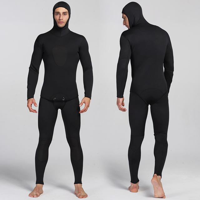 Neoprene Diving Suit for Men 2 pcs/Set