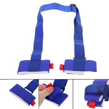 Adjustable Skiing Pole Shoulder Carrier Handle Strap Bag Ski Snowboard Handbag sneakers