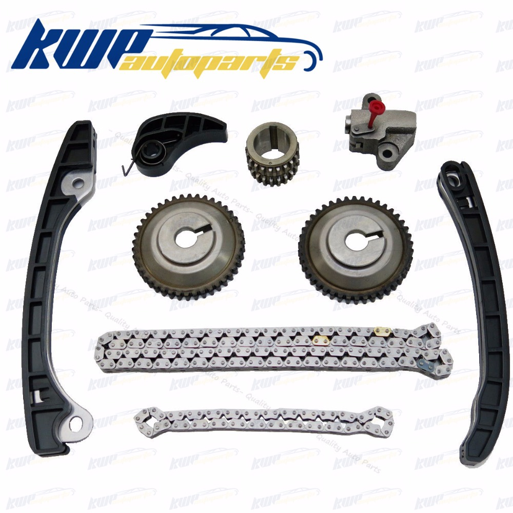 hight resolution of timing chain kit fits for nissan versa 1 6 dohc l4 16v hr16de
