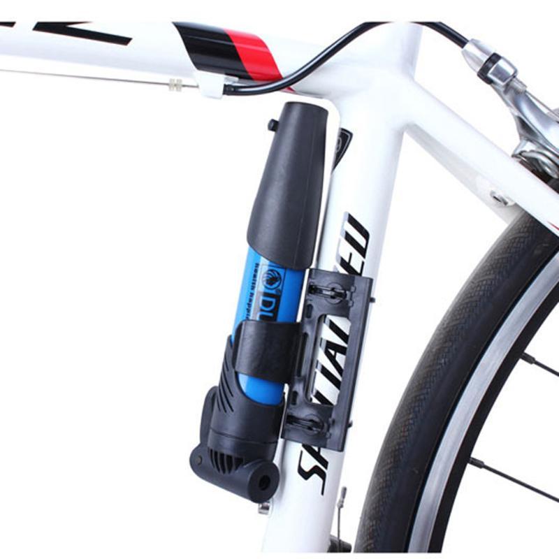 Mini Portable Bike Air Pump Tire Inflator MTB Road Bicycle Cycling Pump 4 Color#