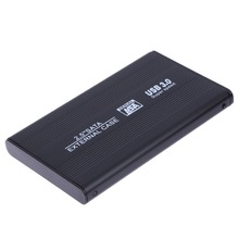 USB 3.0 HDD Hard Drive Mobile 2.5 inch HDD Enclosure SATA Enclosure Box Case Tool Free External Enclosure HDD DISC BOX