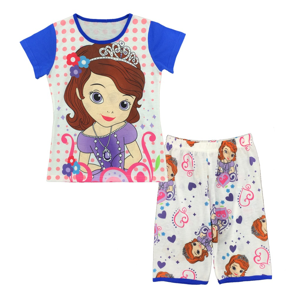 Girls clothing sets 2017 summer children's sets princess girls t shirts+shorts fashion bodysuits 3-8y kids baby girl clothes set letter print o neck collar short sleeve t shirts rose white shorts girl sets 2017 summer small kids new fashion for girls sets
