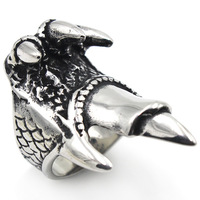 Мужское титановое стальное кольцо tide мужское стальное кольцо, защитное кольцо
