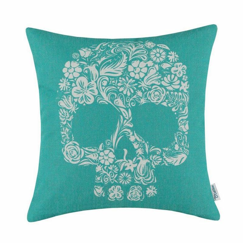 Teal Decorative Pillows