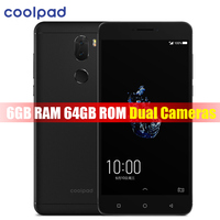 Coolpad Cool 6 Play Cool6 Cool Play 6 6GB 64GB 5 5 FHD 1080p Snapdragon 653