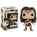 Funko pop   Superman VS Batman - Wonder Woman Action Figure  Toy  Doll