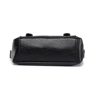 Image 3 - Zebella borsa da lavoro per uomo daffari di marca famosa semplice borsa in pelle PU di lusso borsa per Laptop nera borsa a tracolla per uomo borsa a tracolla Bolsa Malet