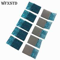 100*FLEX780 2mm Silicon Thermal Pad For LAIRD Notebook Graphics Memory Beiqiao GPU Thermal Silica Thermal Pad FLEX780 Thermal