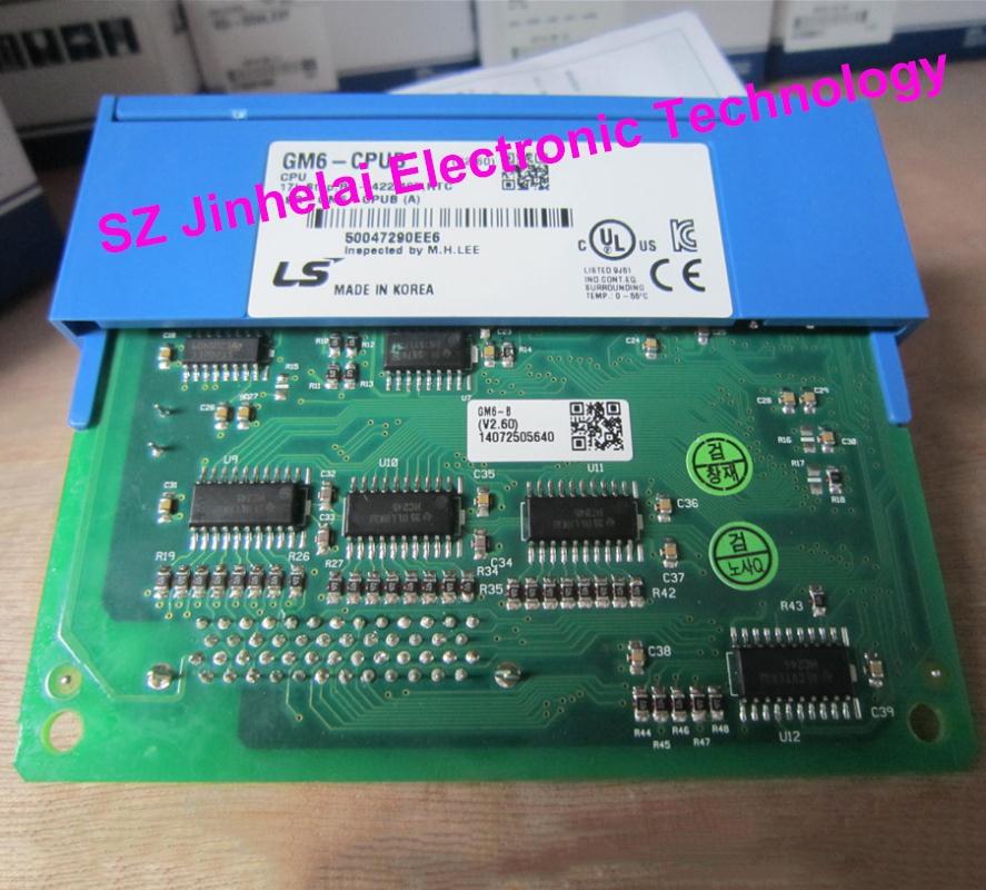100% New and original GM6-CPUC LS(LG) CPU UNIT цена