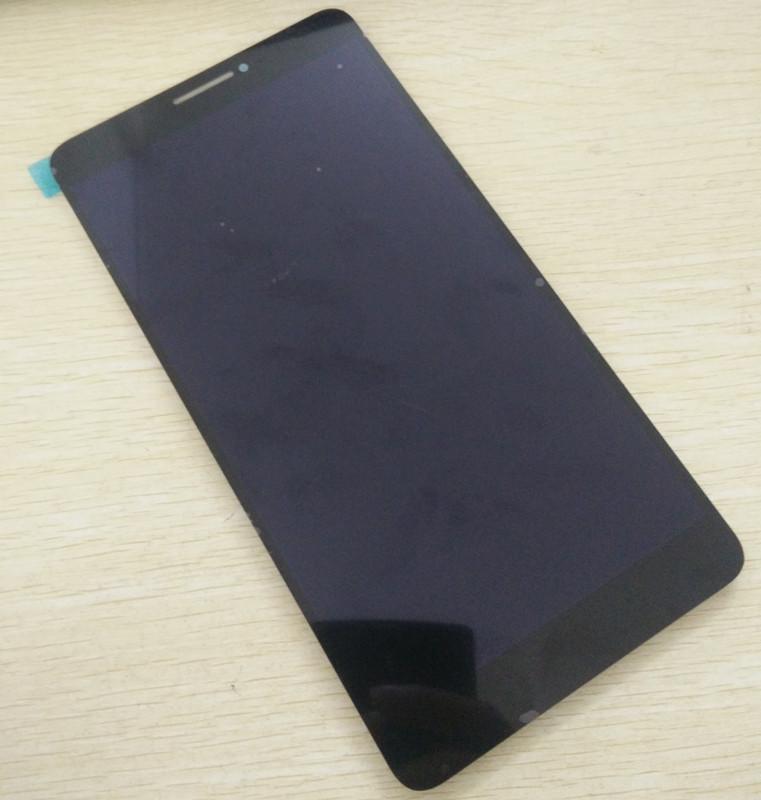 Prix pour Pour Lenovo PHAB 6.98 PB1-750N PB1-750M PB1-750 HGEHQY3H Tablet LCD Écran Du Panneau De Réparation livraison gratuite