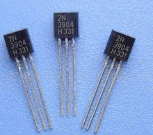 New 200Pcs New 2N3904 TO-92 NPN General Purpose Transistor