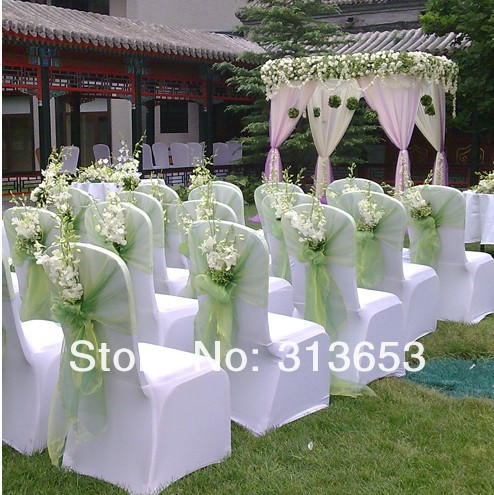 aliexpresscom buy new arrival wedding decoration glass snow yarn wedding gauze curtain stair handrail crystal yarn background decoration110mroll from - Aliexpress Decoration Mariage