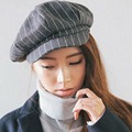 New Autumn And Winter Fashion Men's Octagonal Cap Newsboy Cap / Cabbie Hat / Beret Women Hat Winter Hat Octagonal Cap 8278