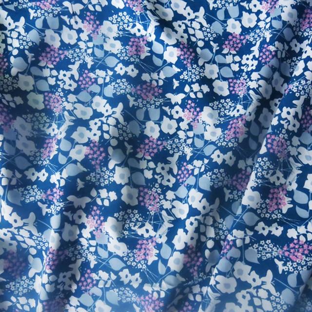 Blue Fabric Dresses