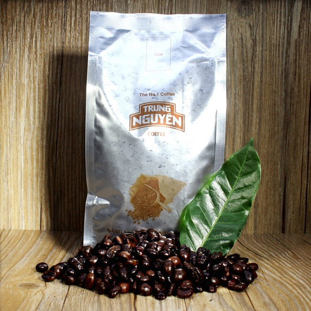 Trung Nguyen High Quality Vietnamese Roasted Coffee Beans