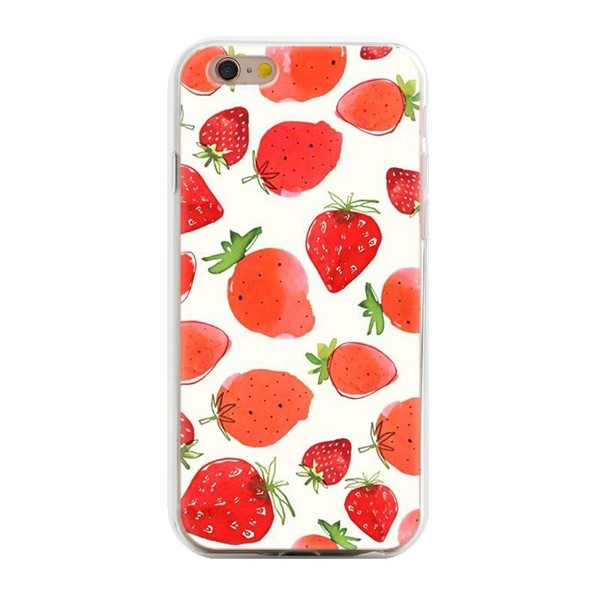 Hot salling multicolor animal plant fruit flowers soft tpu protective back cover case for iPhone 5 5s se phone case15